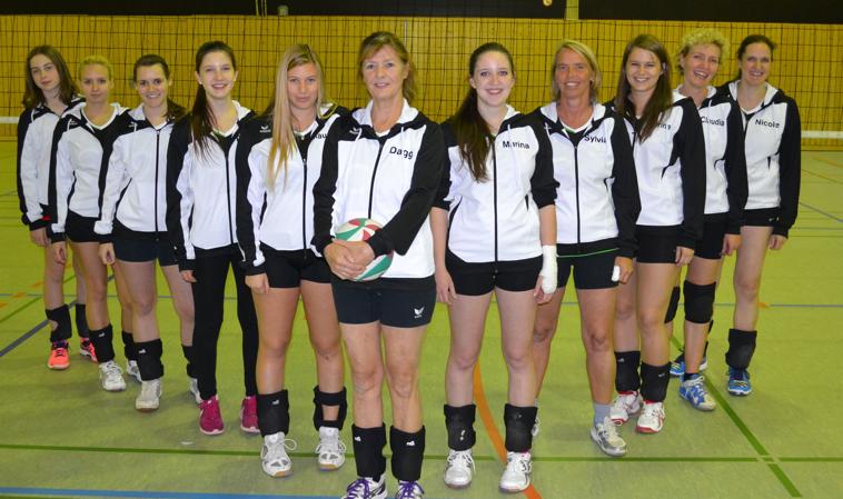 Volleyball Mannschaft