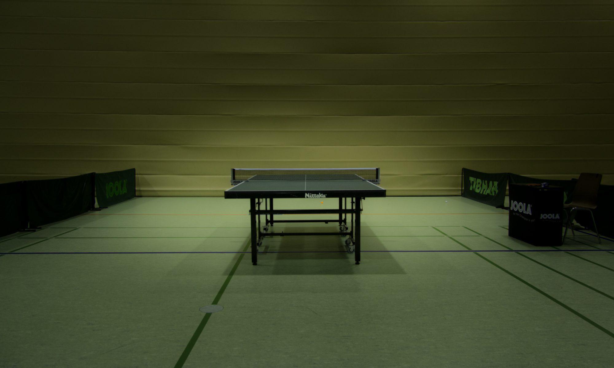 Tischtennis Rheinbreitbach Hintergrund